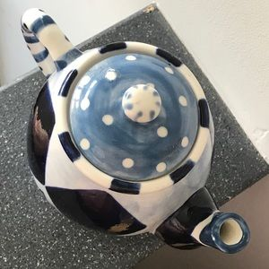 Anthropologie Kitchen - Anthropologie NEW Tea Pot Kettle Gift Wall Basket!